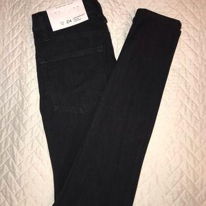 LOFT - Black Jeans
